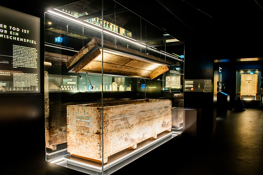 Egypt The Time Of Pharaohs Museumspartner Traveling Exhibition